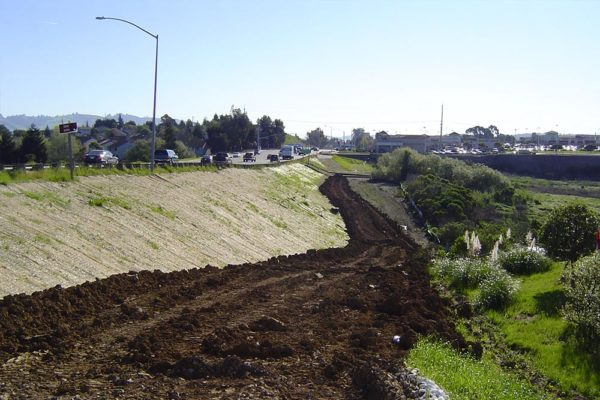 Harkings road done by Don Chapin in Monterey County
