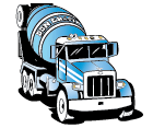 Don Chapin - Ready Mix Truck logo