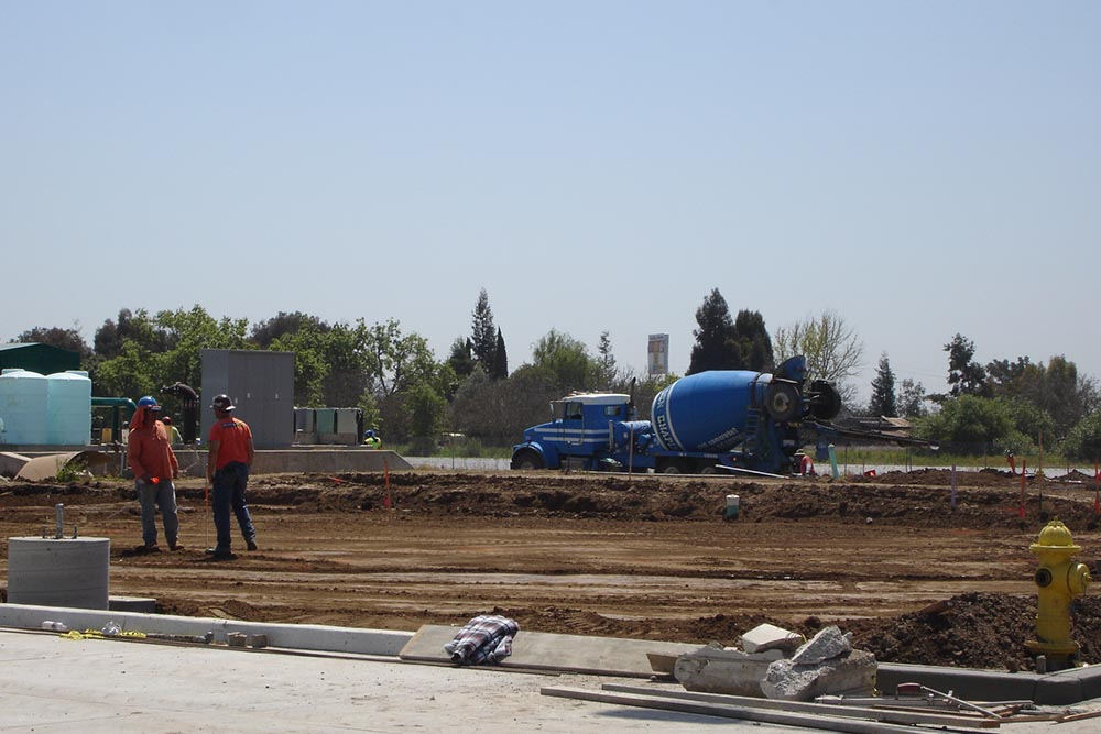 Don Chapin concrete ready mix in Monterey County