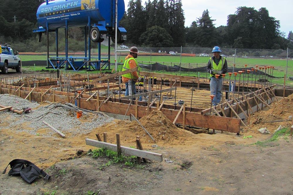 Don Chapin engineering contractors